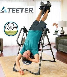 NEW TEETER INVERSION TABLE EP-960 - 134066484