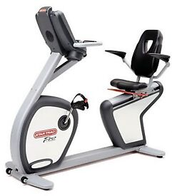 Star Trac Pro recumbent exercise bike