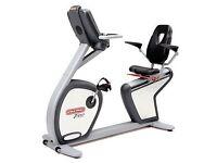 Star Trac Pro recumbent exercise bike