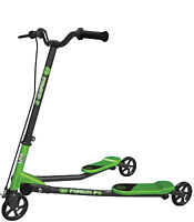 Looking for stolen black and green 3 wheeled scooter.(Y flicker)
