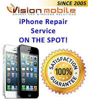 iPhone Screen Repair *** ON THE SPOT REPAIR ***