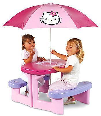 picknicktisch kinder spielzeug f r drau en ebay. Black Bedroom Furniture Sets. Home Design Ideas