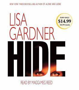 D. D. Warren: Hide Bk. 2 by Lisa Gardner (2008, CD, Abridged)