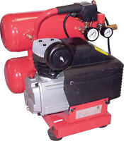 2-1/2 HP 4 GALLON AIR COMPRESSOR