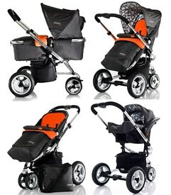 Cosatto Mobi 3 in 1 travel system