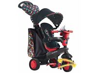SmartTrike Boutique 4 in 1 Trike - Red - BRAND NEW - paid £127 selling for £65