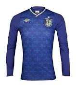 Womens England Football Shirt