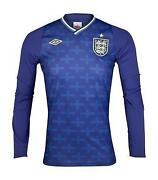 Womens England Football Shirt