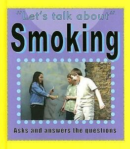 Smoking (Let's Talk About (Stargazer Books)) 1596040475