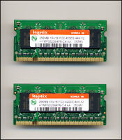 512Mb Laptop Memory