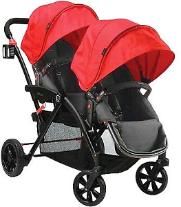Contour Options Tandem Double Stroller