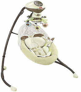 Fisher price snugababy cradle and swing