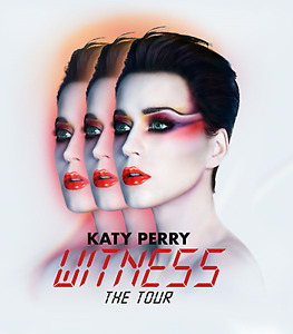 Katy Perry witness world tour in Montreal