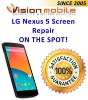 Nexus 5 Screen Repair! - ** ORIGINAL LCD ** 416-844-1111