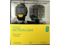 ee action camera boxed used once so as new , sell or swap