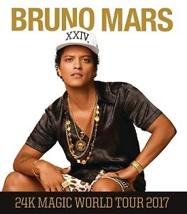 WANTED: 4 BRUNO MARS TICKETS FOR THIS WEEKEND