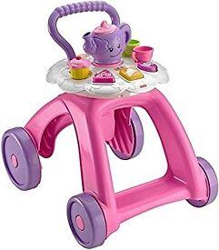 Baby walker play set