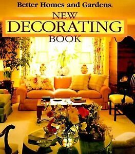Better Homes And Gardens New Decorating Book 696000962 Ebay