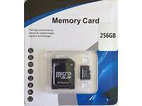 256GB Micro SD Card