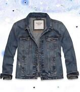 Abercrombie Womens Denim Jacket