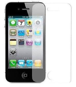 iPhone 4 - 4s Screen Protector - Crystal Clear & Invisible