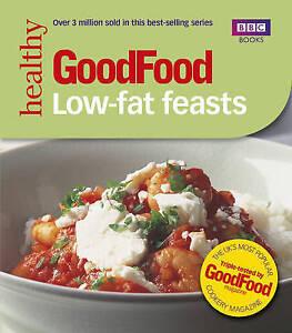034AS NEW034 Good Food Lowfat Feasts BBC Good Food  Book - Consett, United Kingdom - 034AS NEW034 Good Food Lowfat Feasts BBC Good Food  Book - Consett, United Kingdom