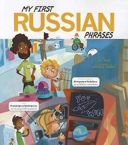 NEW My First Russian Phrases (Speak Another Language!) by Jill Kalz