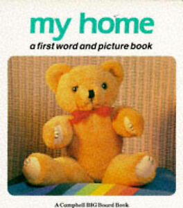 My Home (Campbell Big Board Book), R Campbell