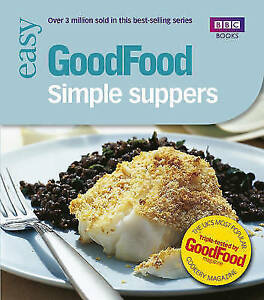 101-Simple-Suppers-034-Good-Food-034-Good-Homes-Magazine-Paperback-Book-Accepta