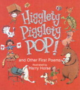 Higglety Pigglety Pop, , Very Good Book