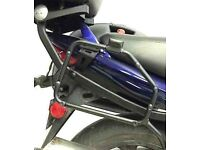 looking for a set of pannier rails for a Suzuki 1250 bandit 2007 model