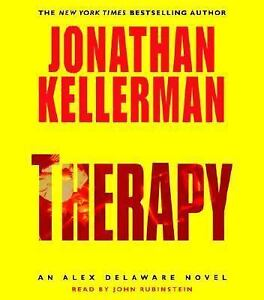 Therapy  Alex Delaware, No. 18  2004 by Kellerman, Jonathan 0739309676 EXLIBRARY