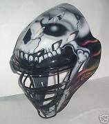 Airbrushed Catchers Helmet