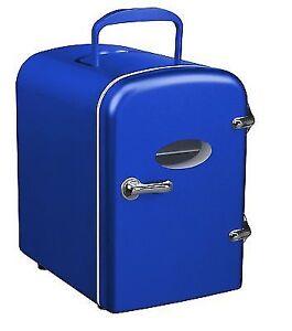 Igloo Mini Compact Refrigerator - Blue