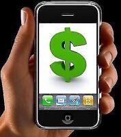 I BUY PHONES BlackBerrys, Samsung, Iphones
