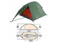 Vango Solo 100, 1 man tent BRAND NEW World Challenge Branded (CAN POST if needed) pictures off web
