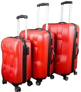 3 piece Trolley luggage bag set New free delivery to select area Campbelltown Campbelltown Area Preview