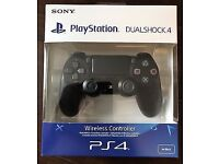 Brand New Sealed Sony Dualshock 4 Controller for Playstation 4, New Boxed.