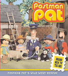 (Good)1416932461 Postman Pat's Wild West Rescue,Ritchie, Alison,Paperback