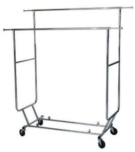 Rolling racks! Racks Roulant  Présentoirs de plancher, Salesmen Racks on wheels, Commercial grade, Boutique accessories