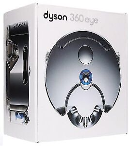 Brand NEW Dyson 360 EYE Robot Vacuum Cleaner Cyclone