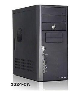 CODEGEN PC Case 3324-CA w/400W Power Supply