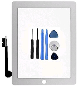 iPad 3  / 4  Touch Screen digitizer + Tools