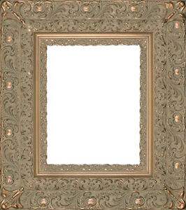 Cadre Couleur  Or  20x24 / Gold Picture Frame 20x24