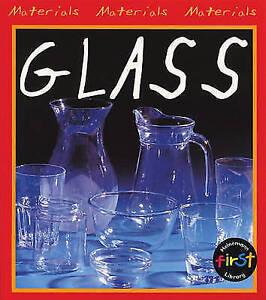 """VERY GOOD"" Oxlade, Chris, Glass (Materials), Book"