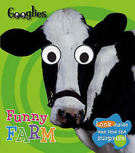 Funny Farm (Googlies), Bicknell, Joanna | Board book Book | Acceptable | 9781846