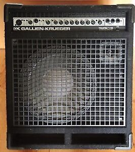 Bass Amp,Mother of all Bass Combos,Gallien Krueger 700RB/112