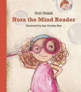 Nora the Mind Reader by Enchanted Lion Books Hardback 2012 - Norwich, United Kingdom - Nora the Mind Reader by Enchanted Lion Books Hardback 2012 - Norwich, United Kingdom