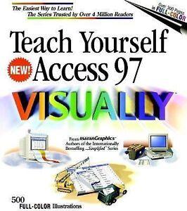 Teach-Yourself-Access-97-1997-Paperback