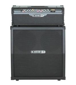 Line 6 Spider 150 Watt Modelling Amp & 412 Celestion Speaker Cabinet - Brand New